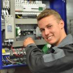Hallo Zukunft! Ausbildung zum Elektroniker bei Karl Meyer (Fachrichtung Energie- und Gebäudetechnik)