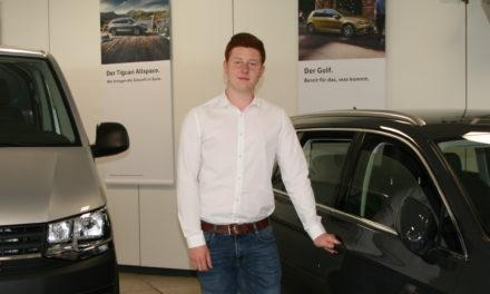 Hallo Zukunft! Ausbildung zum Automobilkaufmann bei Karl Meyer