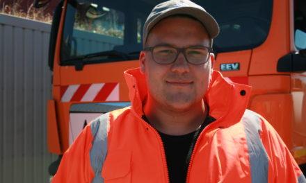 Hallo Zukunft! Ausbildung zum Berufskraftfahrer bei Karl Meyer