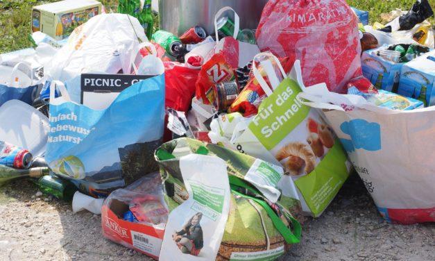 Ab in den Einkaufswagen – und dann? Wohin mit dem ganzen Verpackungsmüll?