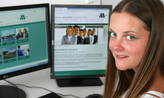 Hallo Zukunft! – Meine Ausbildung zur Kauffrau für Büromanagement bei Karl Meyer
