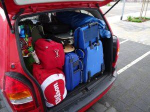 Urlaubs-Check: Richtig packen