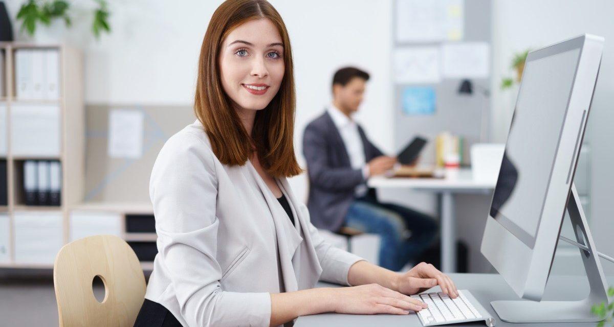 Büro gut, alles gut. 6 Tipps, wie Sie Ihren Büroarbeitsplatz ideal einrichten