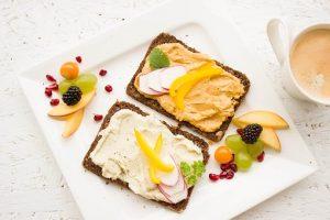 zu Hause gesund frühstücken